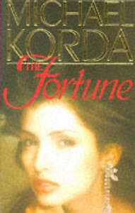 """""""VERY GOOD"""" The Fortune, Korda, Michael, Book"""
