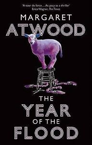 The-Year-of-the-Flood-Margaret-Atwood-Very-Good-condition-Book