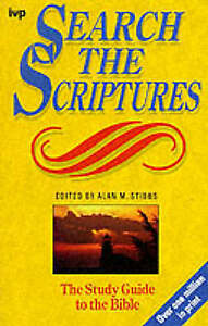 Search the Scriptures: 3v.in 1v, Good Condition Book, Stibbs, Alan M., ISBN 9780