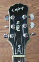 Gibson Ace Frehley + acc