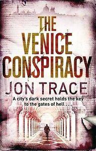 The-Venice-Conspiracy-Jon-Trace-Good-Used-Book