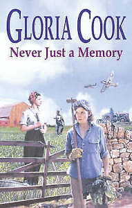 (Good)-Never Just a Memory (Severn House Large Print) (Hardcover)-Cook, Gloria-0