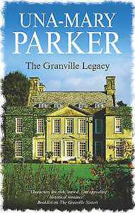 """""""VERY GOOD"""" The Granville Legacy, Parker, Una-Mary, Book"""