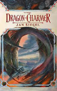 The Dragon-Charmer, Siegel, Jan | Hardcover Book | Good | 9780002258371