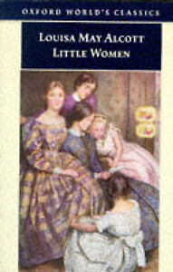 Little-Women-Oxford-Worlds-Classics-Louisa-M-Alcott-Used-Good-Book