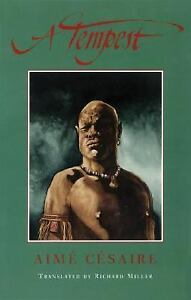 TCG-Translations-A-Tempest-by-Aime-Cesaire-2002-Paperback