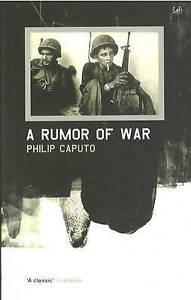 ARumor of War, Caputo, Philip, Good Book