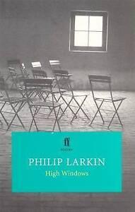 High Windows Faber Pocket Poetry Philip Larkin - Croydon, United Kingdom - High Windows Faber Pocket Poetry Philip Larkin - Croydon, United Kingdom