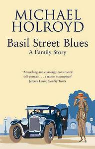 Basil Street Blues, Holroyd, Michael | Paperback Book | Good | 9780349111346