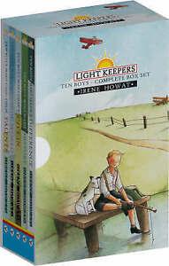 Lightkeepers, Irene Howat