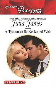 A-Tycoon-to-Be-Reckoned-with-by-James-Julia-Paperback