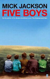 Jackson-Mick-Five-Boys-Book