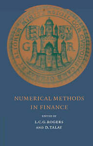 Numerical Methods in Finance (Publications of the Newton Institute)-ExLibrary