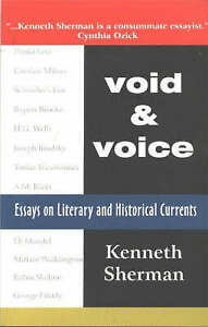 Sherman-Void And Voice  BOOK NEW