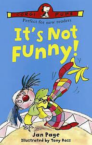 Its Not Funny (Corgi Pups),ACCEPTABLE Book