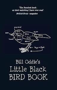 Bill Oddie's Little Black Bird Book by Bill Oddie