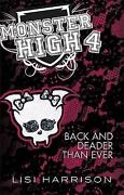 Monster High Book