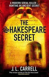 The-Shakespeare-Secret-by-J-L-Carrell-Paperback-2008