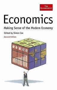 Economics, Simon Cox, Very Good Book