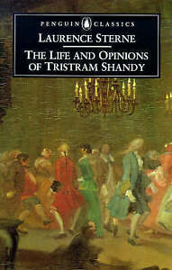 Very Good, The Life and Opinions of Tristram Shandy, Gentleman, Laurence Sterne,