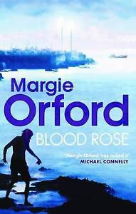 """VERY GOOD"" Orford, Margie, Blood Rose (CLARE HART SERIES), Book"