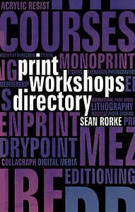 Print Workshops Directory, Sean Rorke