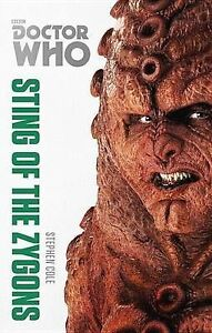 Doctor Who: Sting of the Zygons, Stephen Cole