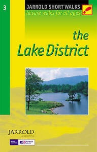 The Lake District: Leisure Walks for All Ages (Jarrold Short Walks)-ExLibrary