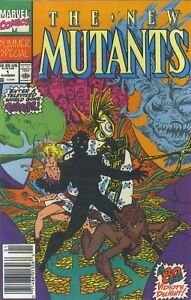 THE NEW MUTANTS: SUMMER SPECIAL