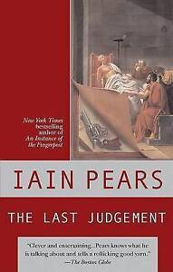THE LAST JUDGMENT By Iain Pears