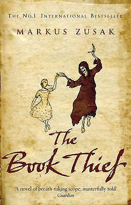 The Book Thief by Markus Zusak (Paperback, 2007)