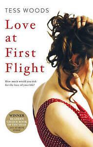 LOVE AT FIRST FLIGHT - Tess Woods - NEW Paperback - FREE FAST P&H Australia