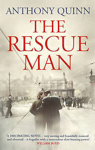 The Rescue Man,Quinn, Anthony,Very Good Book mon0000092595