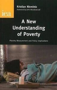 New Understanding of Poverty, Krystian Niemietz