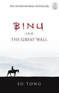 Binu-and-the-Great-Wall-The-Myth-of-Meng-Canongate-Myths-Su-Tong-Book