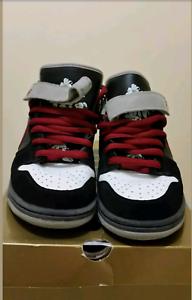 0c789764544 Nike SB Dunk Guns N Roses edition US10!