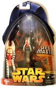 Star Wars Jedi Masters Action Figures