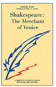 Cover the Merchant of Venice 2004