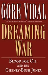 Gore Vidal-Dreaming War nice softcover