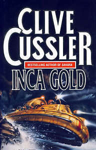 Inca Gold by Clive Cussler (Paperback, 1994)