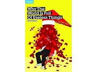 Why The World Is Full Of Useless Things by Steve McKevitt - Paperback