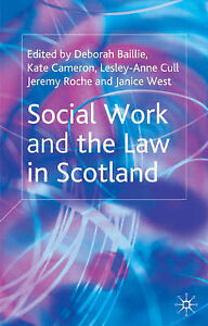 Social Work and the Law in Scotland-ExLibrary
