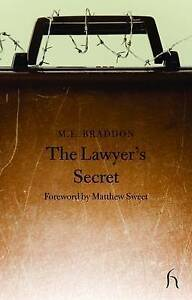 The Lawyer's Secret by M. E. Braddon (Paperback, 2009) . Fast 1st Class Postage