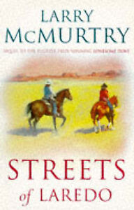 The Streets of Laredo-ExLibrary