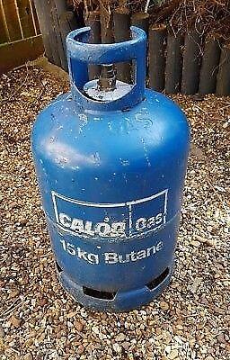 Calor Gas Bottle 15 Kg Empty