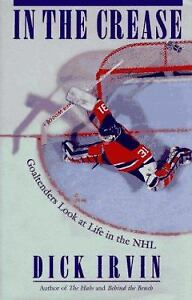 In the Crease - Goaltenders look at life in the NHL