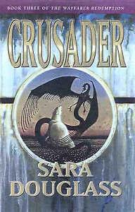 Crusader by Sara Douglass Small Paperback 20% Bulk Book Discount