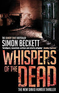 Whispers of the Dead Simon Beckett  Paperback Book  Acceptable  978055381751 - <span itemprop=availableAtOrFrom>Leicester, United Kingdom</span> - Returns accepted Most purchases from business sellers are protected by the Consumer Contract Regulations 2013 which give you the right to cancel the purchase within 14 days after the da - Leicester, United Kingdom