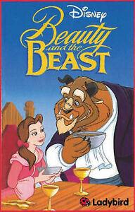 Disney-Beauty-and-the-Beast-Ladybird-Books-Ltd-Hardback-1992