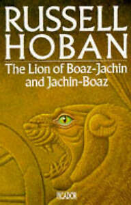 The Lion of Boaz-Jachin and Jachin-Boaz (Picador Books), Hoban, Russell | Paperb